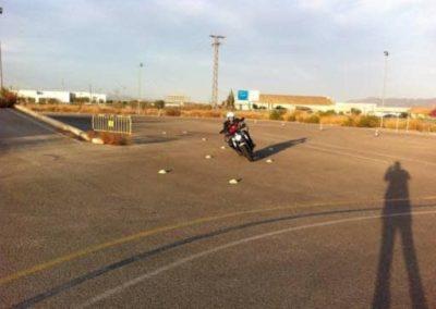 conducir segura moto