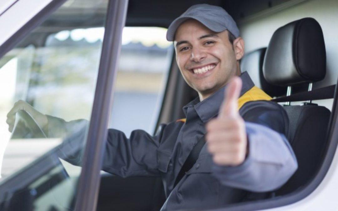 conductor contento autoescuela marin