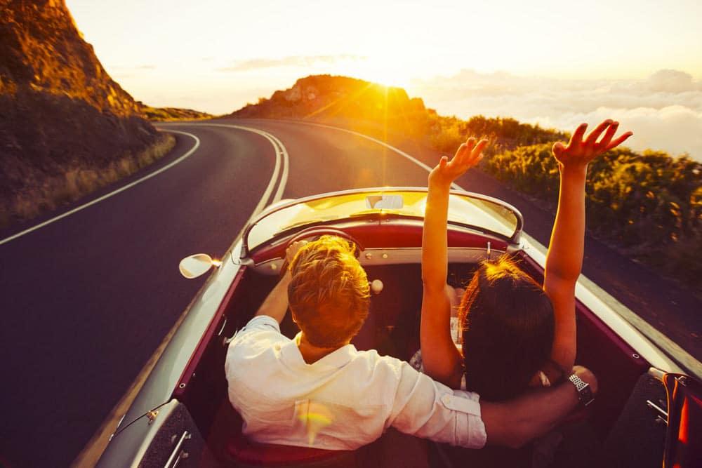 mejores rutas en coche en murcia